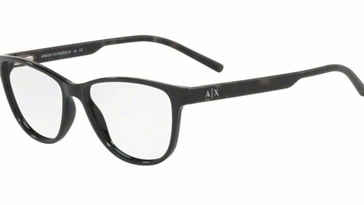 Armani Exchange AX3047 Kadın Numaralı Gözlük