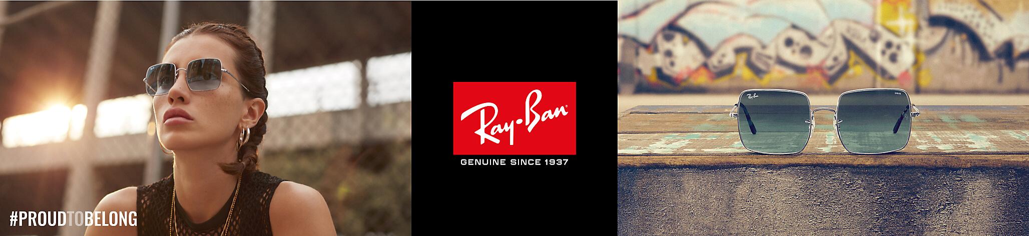 TO Ray Ban BANNER - RAYBAN RB 4306 UNISEX GÜNEŞ GÖZLÜĞÜ